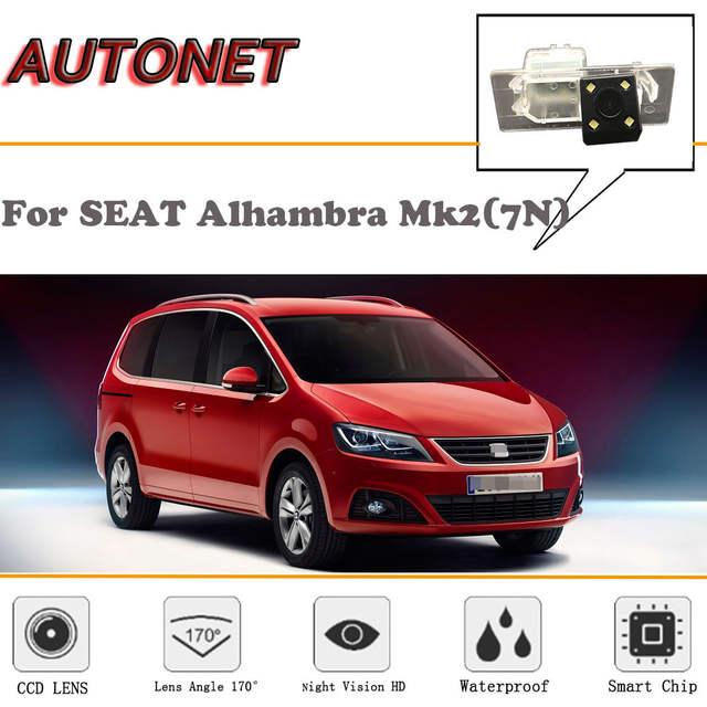 download SEAT ALHAMBRA MK2 workshop manual