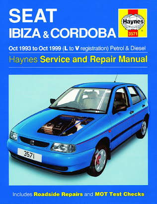 download SEAT CORDOBA MK2 workshop manual