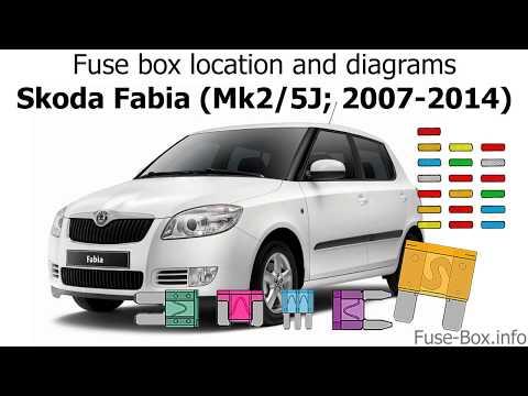 download SKODA FABIA MK2 workshop manual