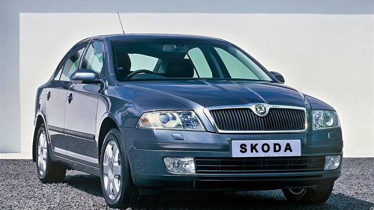 download SKODA OCTAVIA MK2 workshop manual