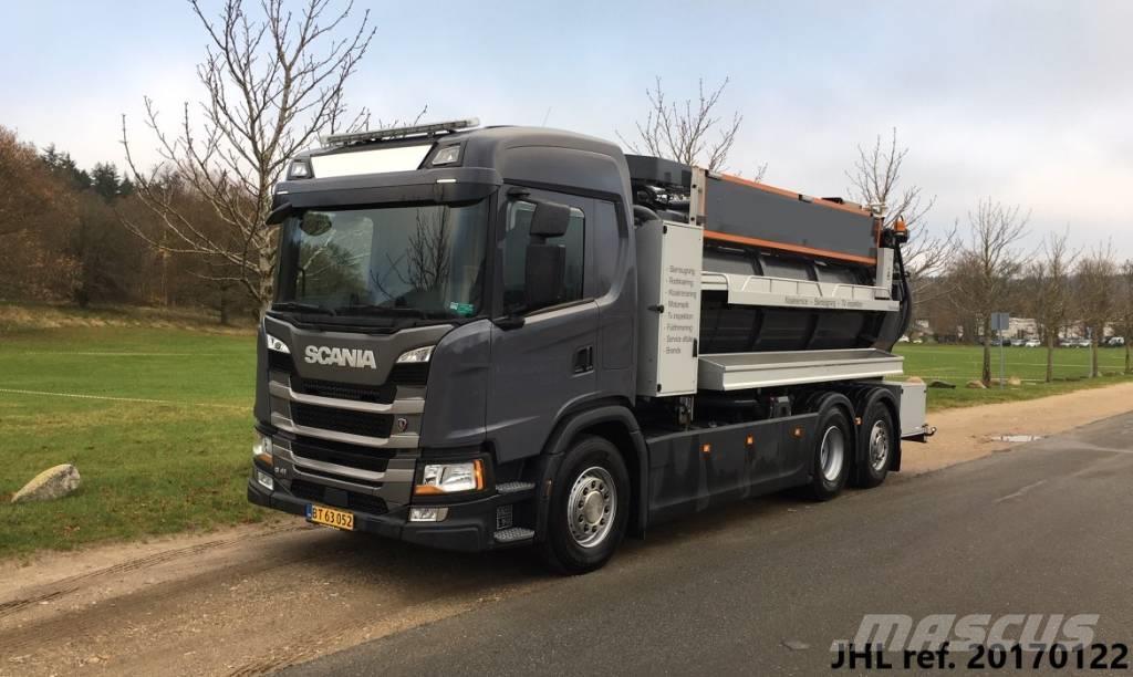 download Scania Truck 3 4 workshop manual