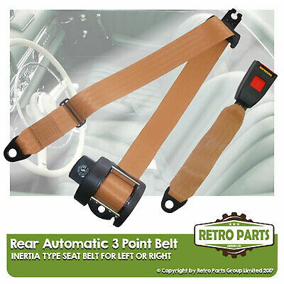 download Seat Belt Left Rear Convertible Beige workshop manual