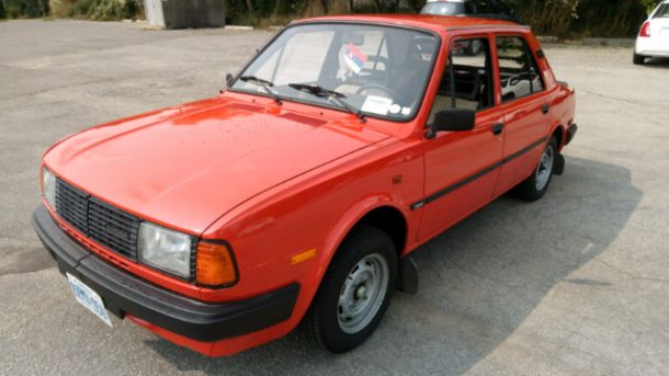 download Skoda 120 L workshop manual