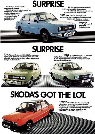 download Skoda 120L 120LE workshop manual