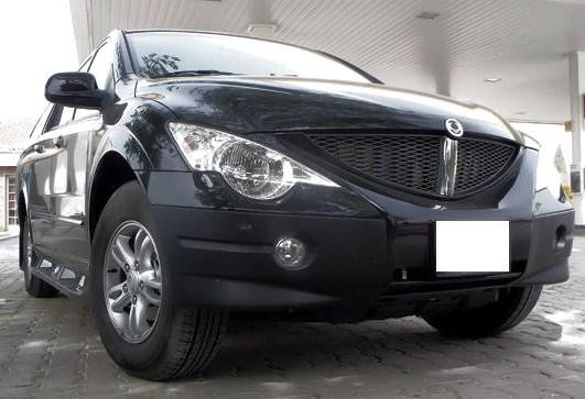 download SsangYong Actyon workshop manual
