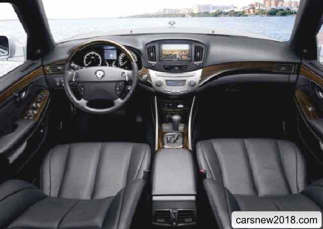 download Ssangyong Chairman workshop manual