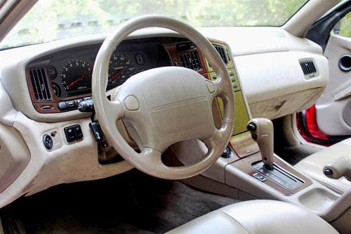 download Subaru Alcyone Svx workshop manual