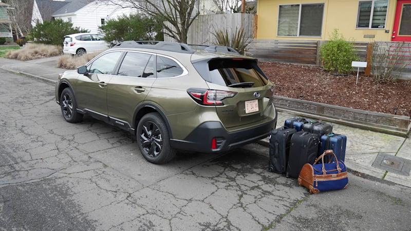download Subaru Outback 3 workshop manual