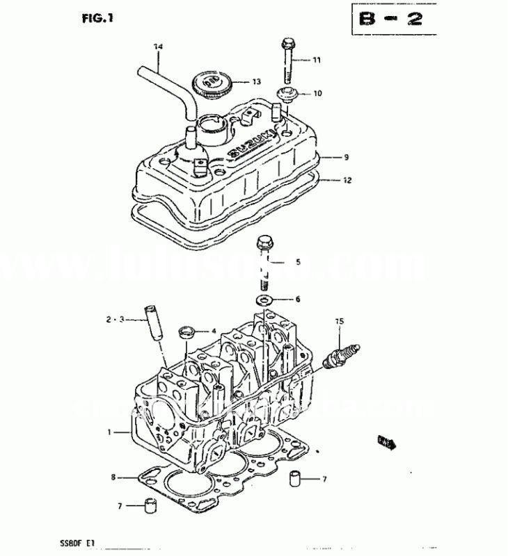 download Suzuki Maruti 800 MB308 engine workshop manual