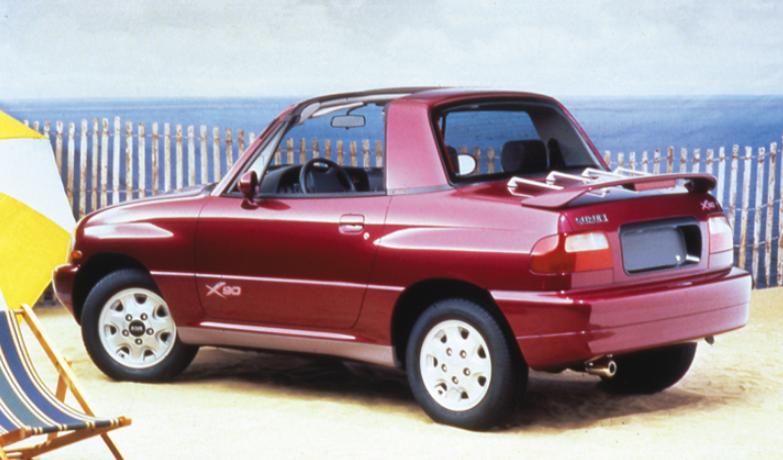 download Suzuki X 90 workshop manual