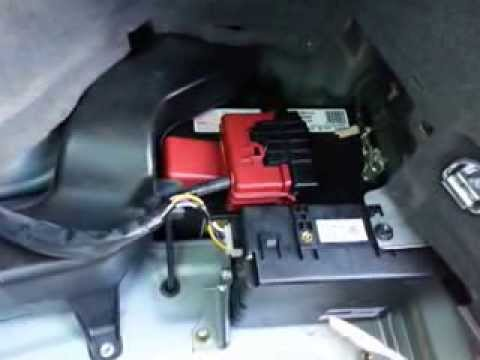 download TOYOTA PRIUS BATTERY REMOVAL workshop manual