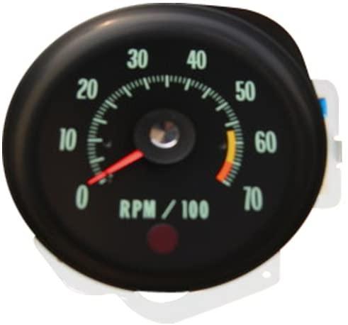 download Tachometer 5500 RPM Redline workshop manual