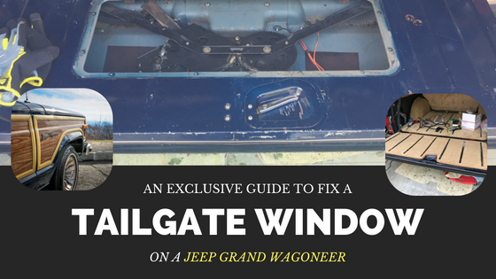 download The Jeep Wagoneer workshop manual