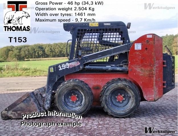 download Thomas Loader T85 able workshop manual