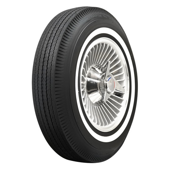 download Tire 670 X 15 1 Whitewall Tubeless BF Goodrich workshop manual
