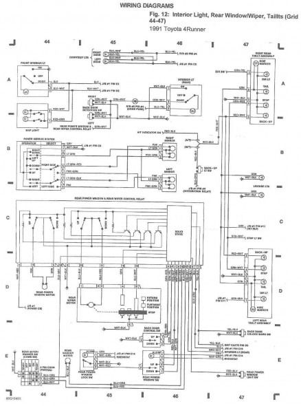 download Toyota 4Runner workshop manual