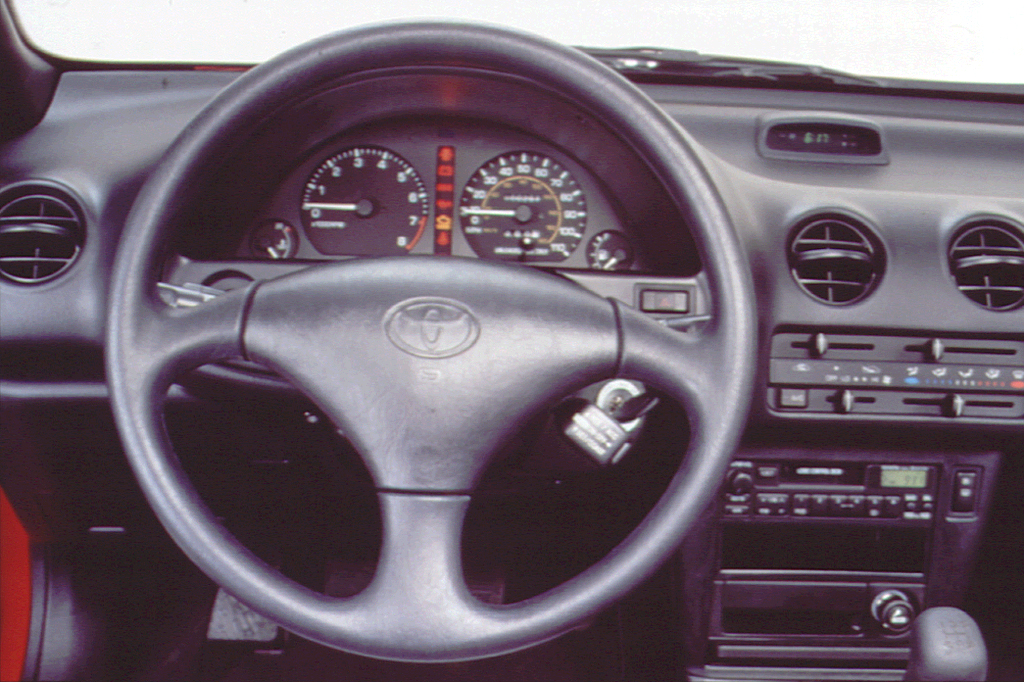 download Toyota Paseo workshop manual