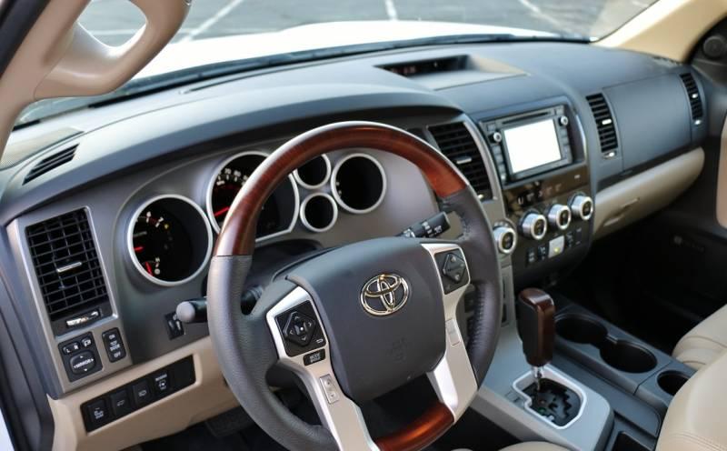 download Toyota Sequoia workshop manual