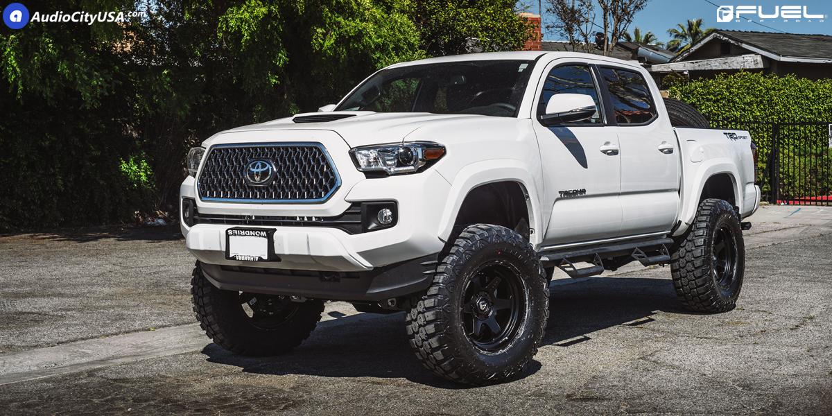 download Toyota Tacoma workshop manual