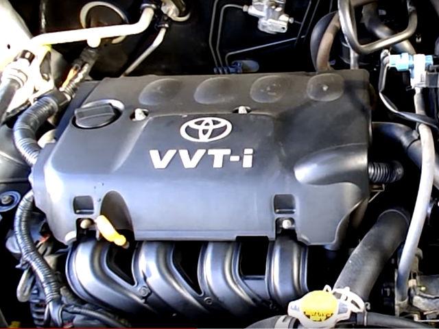 download Toyota Yaris 02 07 workshop manual