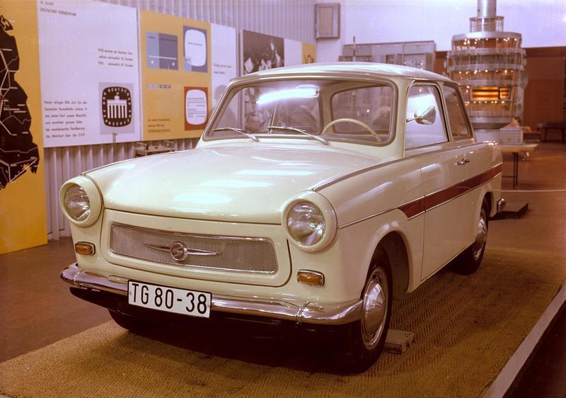 download Trabant 1.1 Limousine und Universal BEDIENUNGSANLEITUNG workshop manual
