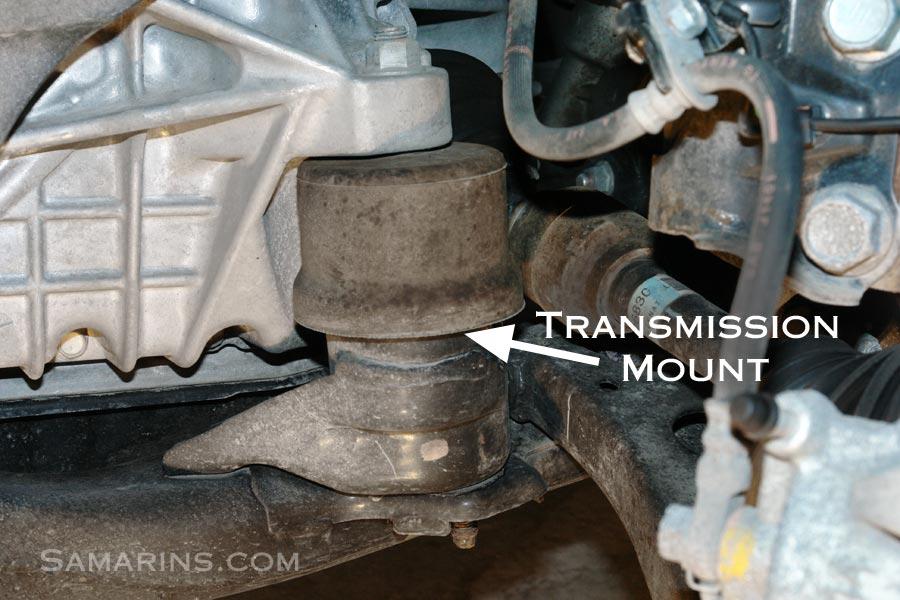 download Transmission Mount workshop manual