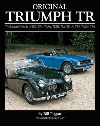 download Triumph TR2 workshop manual