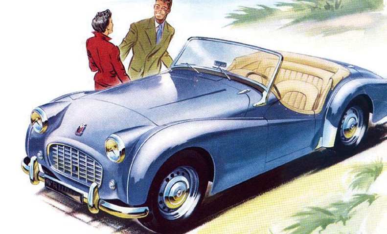 download Triumph TR2 workshop manual