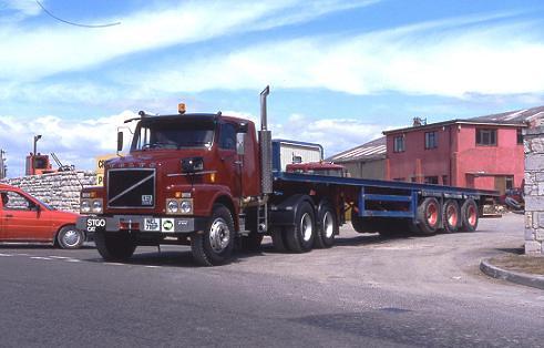 download VOLVO N12 Lorry Bus workshop manual