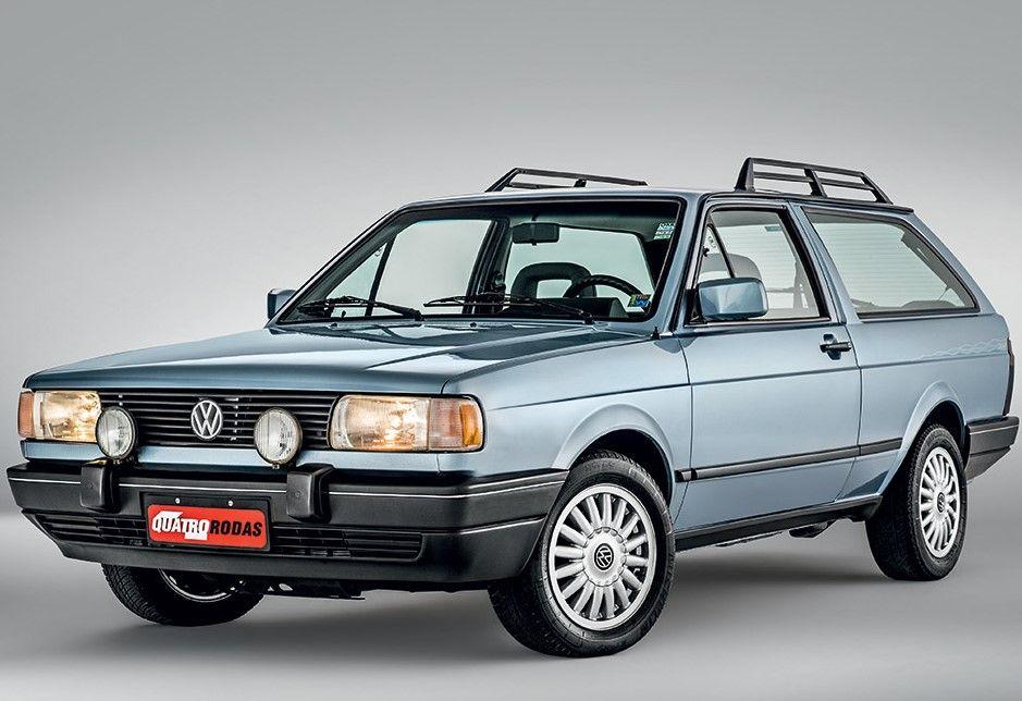 download VW Parati workshop manual