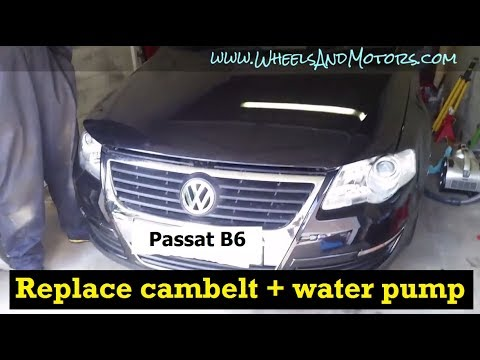 download VW VOLKSWAGEN PASSAT B6 workshop manual
