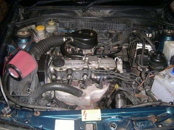 download Vauxhall Cavalier workshop manual
