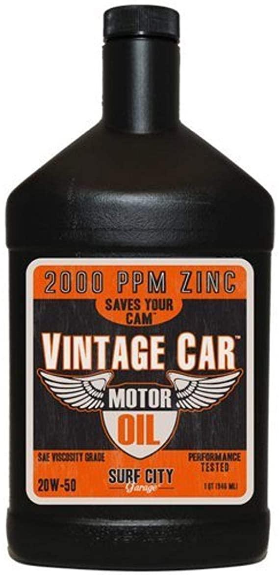 download Vintage Car Zinc Motor Oil 20W 50 1 Quart workshop manual