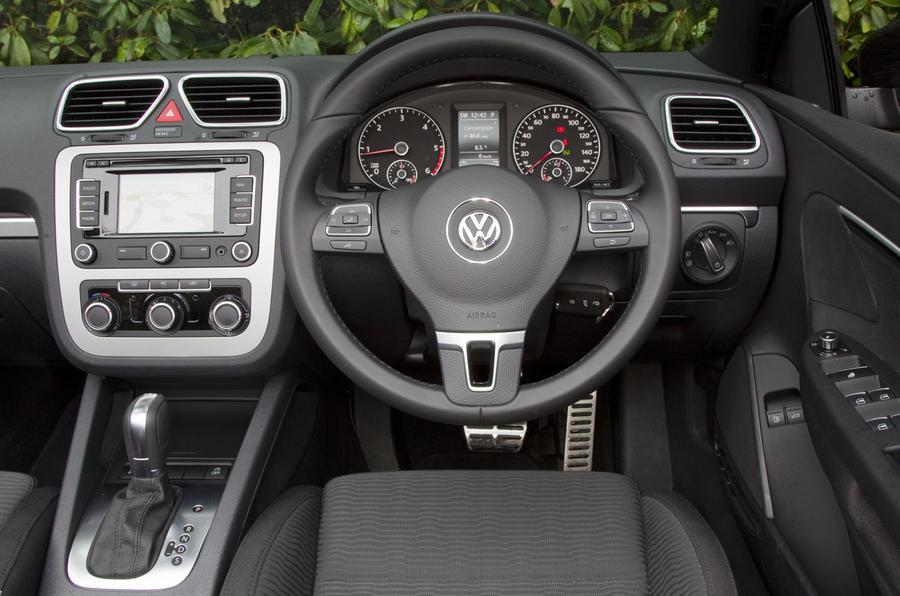 download Volkswagen EOS workshop manual