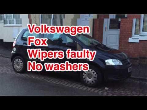 download Volkswagen FOX workshop manual
