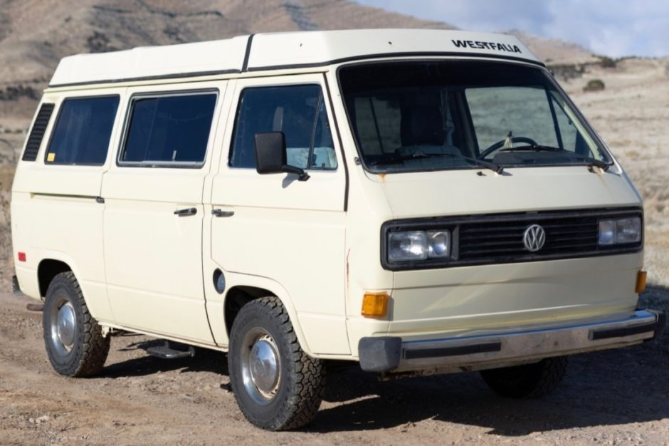 download Volkswagen Vanagon T3 workshop manual