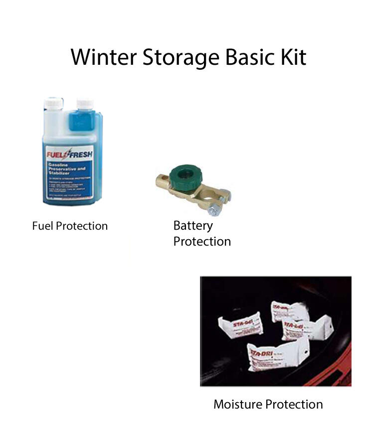 download Winter Storage Protection Kit Deluxe With Top Post Battery workshop manual