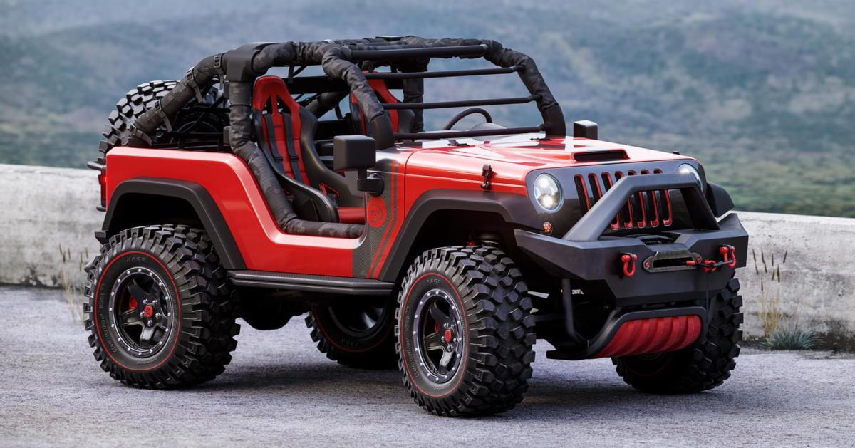 download to Jeep workshop manual